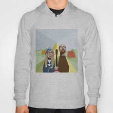 Nuts in May (West Country Gothic) Hoody