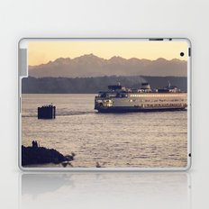 Puget Sound Ferry Laptop & iPad Skin