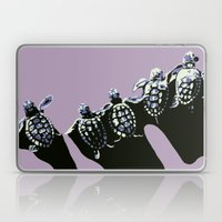 five turtles Laptop & iPad Skin