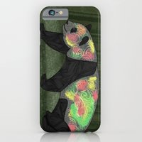 iPhone & iPod Case featuring Panda Night by Ben Geiger
