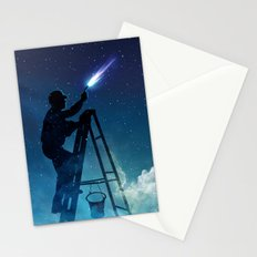 Star Builder Stationery Cards
