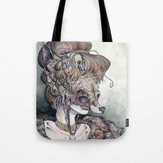 Vulpes Masquerade, Now A… Tote Bag