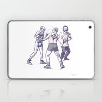 Freud, Jung, And Watts, … Laptop & iPad Skin