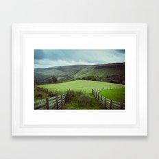 Glens of Antrim Framed Art Print