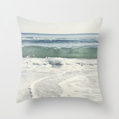 Before the Crash Throw Pillow