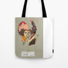 Minnie Riperton - Soul Sister | Soul Brother Tote Bag