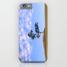 Tree on the island of Olkhon iPhone 6 Slim Case