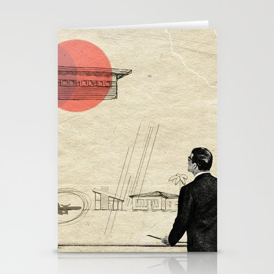 Hometown Stationery Card