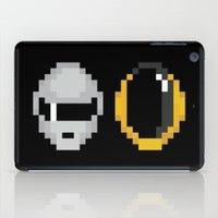 Daft Pixels iPad Case