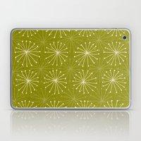 Seedheads Green Laptop & iPad Skin