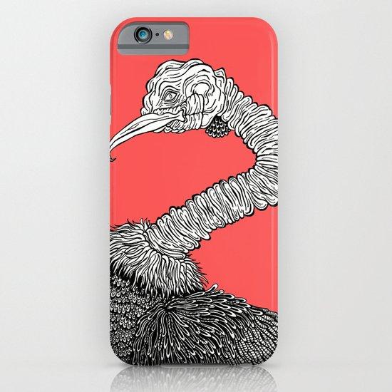 Greater Rhea iPhone & iPod Case