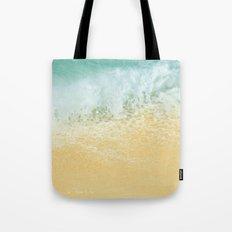 Kite Beach Ocean Splash Tote Bag