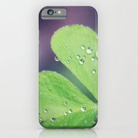 iPhone & iPod Case featuring Leaves of Love by Melissa Contreras