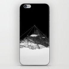 Crystal Mountain iPhone & iPod Skin