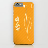McLaren GTR Graphic iPhone 6 Slim Case