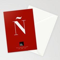 Ñ (Piece 03/08) Stationery Cards