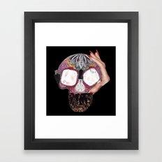 Minor Adjustment Framed Art Print
