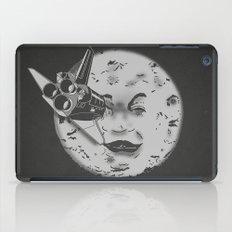 Méliès's moon: Times are changing. iPad Case