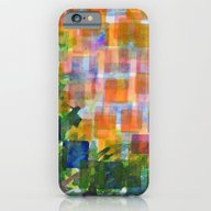 Magnified Detail Of A Bl… iPhone 6 Slim Case