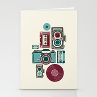 AnalogZine. Stationery Cards