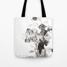 Norwegian Wood Film Poster Tote Bag