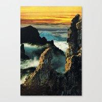 A Hundred Highways Canvas Print