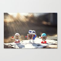 Download Love Sequence.R… Canvas Print