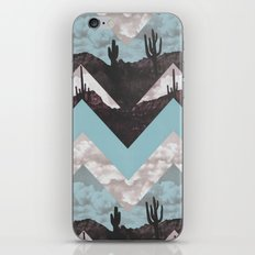 desert night; iPhone & iPod Skin