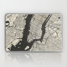 New York - Ink lines Laptop & iPad Skin