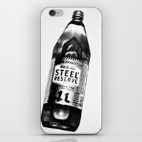 40 OZ iPhone & iPod Skin