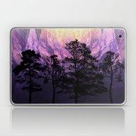 TREES Under MAGIC MOUNTA… Laptop & iPad Skin