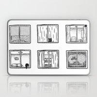 Every Window Is A Story Laptop & iPad Skin