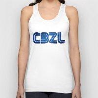 CBZL//Arcade Logo Unisex Tank Top