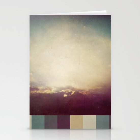 Grounded and Free Stationery Card