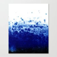 Sea Picture No. 6  Canvas Print