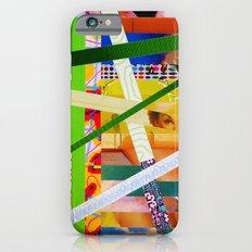 Lisa (stripes 11) Slim Case iPhone 6s