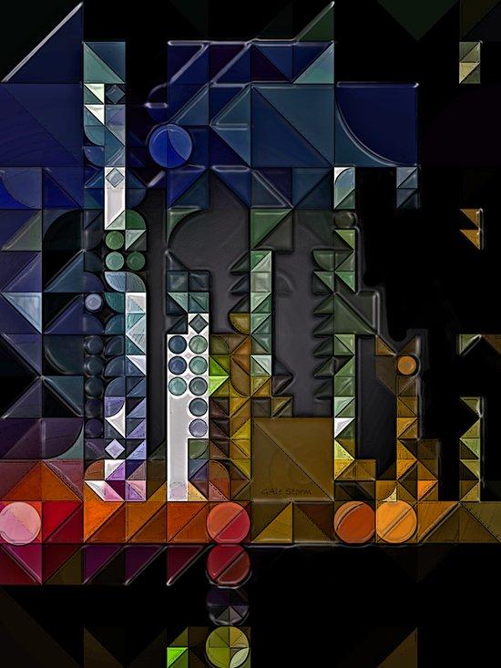 :: Signal :: Canvas Print