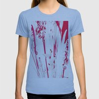 Calor Womens Fitted Tee Athletic Blue SMALL
