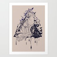 Playful Mind Art Print