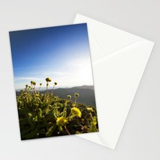 higher elavations  Stationery Cards