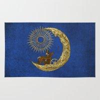 Moon Travel (Colour Opti… Rug