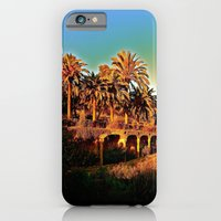 iPhone & iPod Case featuring Sunny Barcelona by JuliHami