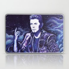 Bowie - Back To The Star… Laptop & iPad Skin