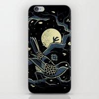 wind up bird chronicle - murakami iPhone & iPod Skin