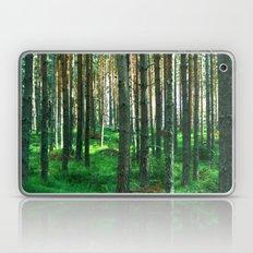 Green Forest Laptop & iPad Skin