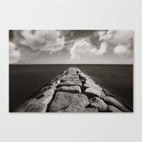 Horizon  Canvas Print