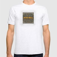 Golostorial Knox Mens Fitted Tee Ash Grey SMALL