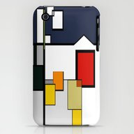 iPhone & iPod Case featuring Little Things Abstract -… by Little Dean