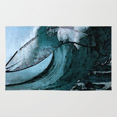Wave of Whale Rug