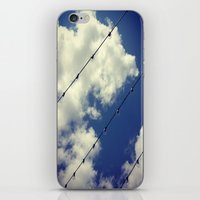 Sky Lights iPhone & iPod Skin